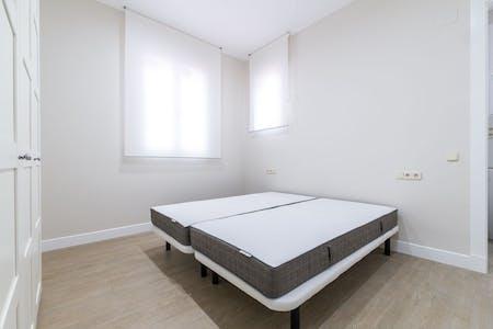 Appartamento in affitto a partire dal 01 Oct 2020 (Calle de la Princesa, Madrid)