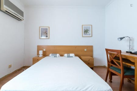 Apartment for rent from 01 Apr 2019 (Calle de Chile, Madrid)