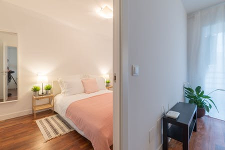 Apartment for rent from 01 Aug 2018 (Calle de Ayala, Madrid)