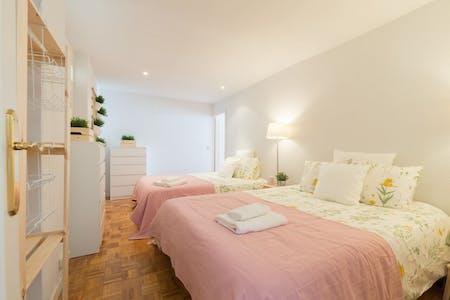 Appartamento in affitto a partire dal 01 Apr 2020 (Calle de San Bernardino, Madrid)
