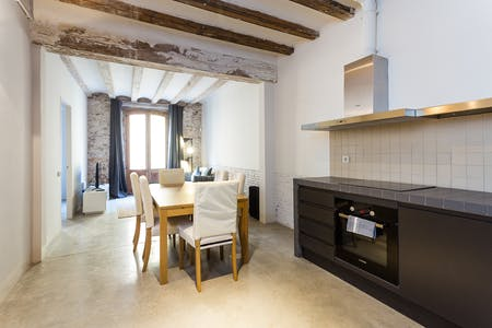 Appartement te huur vanaf 01 Feb 2020 (Carrer de Guàrdia, Barcelona)