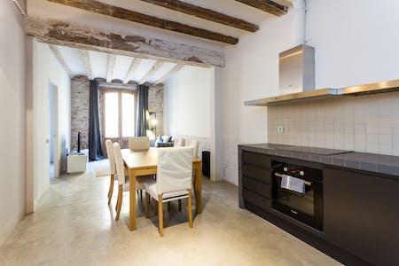 Apartamento para alugar desde 01 mar 2019 (Carrer de Guàrdia, Barcelona)