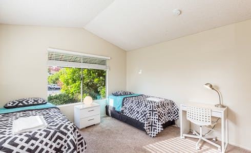 Room for rent from 25 Apr 2018 (Charmant Drive, San Diego)