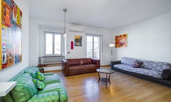 Apartment for rent from 07 janv. 2018  (Via Emilio Faà di Bruno, Milano)