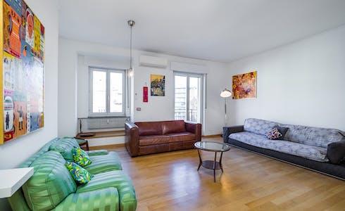Apartamento para alugar desde 07 jan 2018  (Via Emilio Faà di Bruno, Milano)