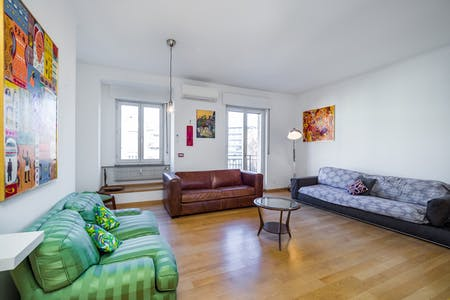 Apartment for rent from 03 Jan 2019 (Via Emilio Faà di Bruno, Milano)