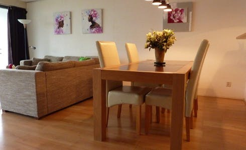 Apartment for rent from 01 Apr 2018  (Gedempte Zalmhaven, Rotterdam)