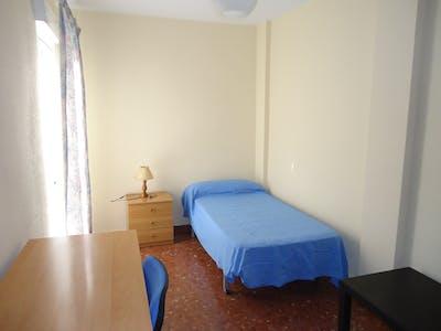 单人间租从01 Feb 2020 (Calle Damasco, Córdoba)