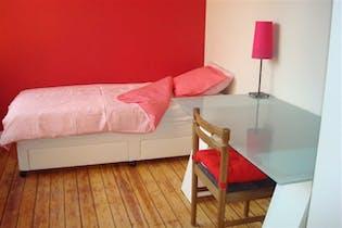 Stanza privata in affitto a partire dal 01 mag 2019 (Rue Monrose, Schaerbeek)