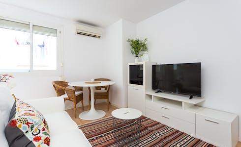 Apartamento de alquiler desde 15 dic. 2017  (Carrer de Cotonat, L'Hospitalet de Llobregat)