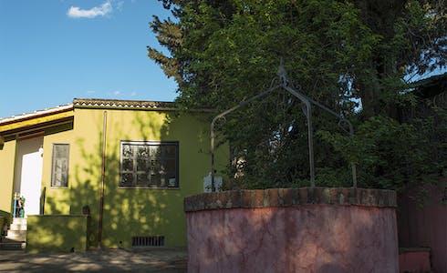 Kamer te huur vanaf 17 Dez. 2017  (Via degli Arvali, Roma)