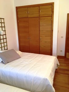 Shared room for rent from 01 Sep 2019 (Avenida de Filipinas, Madrid)