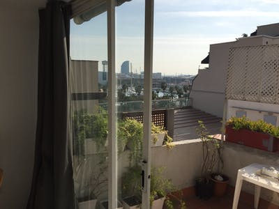 Wohnung zur Miete von 01 Okt. 2018 (Carrer de la Mercè, Barcelona)