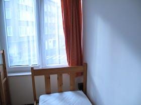 Private room for rent from 01 Jul 2019 (Avenue de la Couronne, Ixelles)