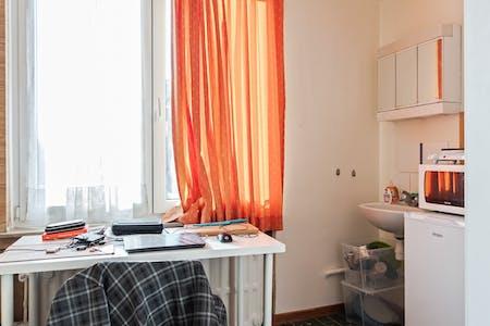 WG-Zimmer zur Miete ab 01 Juli 2020 (Avenue de la Couronne, Ixelles)