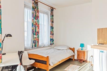 Habitación privada de alquiler desde 01 jul. 2020 (Avenue de la Couronne, Ixelles)