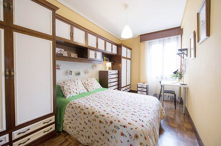 Room for rent from 01 Mar 2019 (Calixto Diez Kalea, Bilbao)