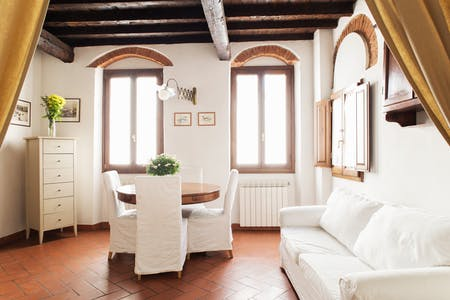 Apartment for rent from 19 Jun 2019 (Via della Rosa, Florence)