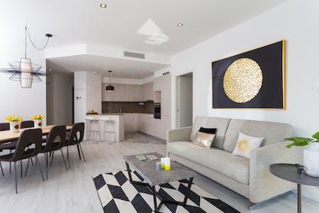Apartamento de alquiler desde 01 abr. 2019 (Carrer d'Ausiàs Marc, Barcelona)