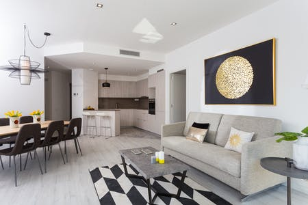 Apartment for rent from 03 Apr 2018 (Carrer d'Ausiàs Marc, Barcelona)