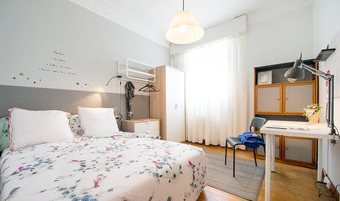 Room for rent from 01 Jul 2018 (Recalde Zumarkalea, Bilbao)