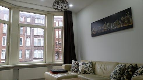 Apartment for rent from 01 Apr 2019 (Beukelsweg, Rotterdam)