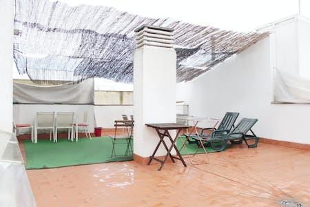 Available from 01 Jul 2019 (Plaza San Martín, Sevilla)