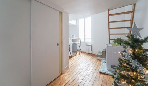 Private room for rent from 17 Jan 2019 (Rue des Rigondes, Bagnolet)