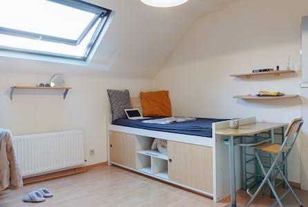 Habitación privada de alquiler desde 07 jul. 2020 (Waversesteenweg, Auderghem)
