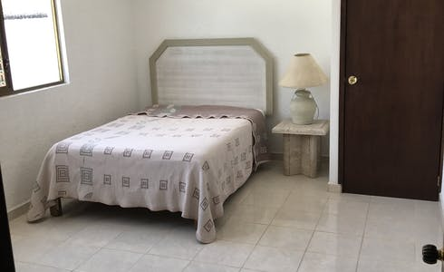Room for rent from 20 Mar 2018 (Tequila, Guadalajara)
