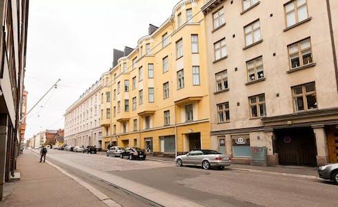 Estúdio para alugar desde 12 mai 2018 (Kalevankatu, Helsinki)