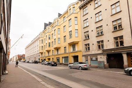 Appartement à partir du 03 juil. 2018 (Kalevankatu, Helsinki)