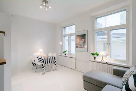 Wohnung zur Miete ab 18 Feb. 2020 (Kalevankatu, Helsinki)