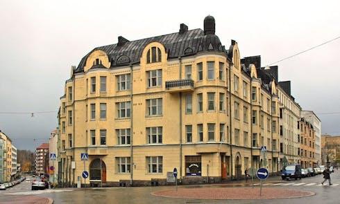 Apartamento para alugar desde 05 Dec 2019 (Runebergsgatan, Helsinki)
