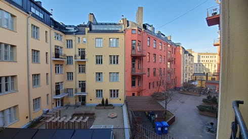 整套公寓租从02 4月 2020 (Runebergsgatan, Helsinki)