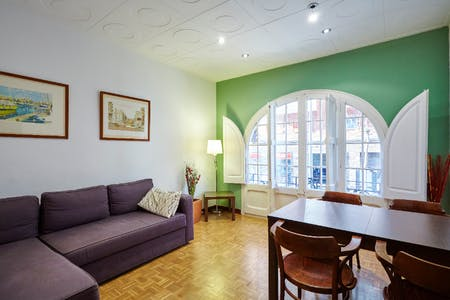 Appartamento in affitto a partire dal 01 Sep 2020 (Carrer de Còrsega, Barcelona)