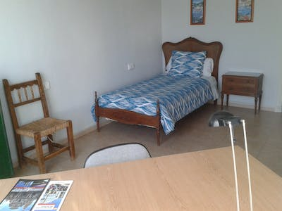 Private room for rent from 01 Feb 2019 (Calle Floridablanca, Murcia)