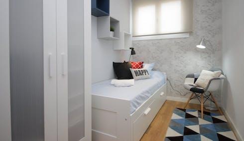 Privé kamer te huur vanaf 31 Dec 2019 (Avinguda de la Riera de Cassoles, Barcelona)