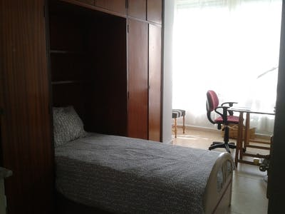 Private room for rent from 05 Feb 2019 (Calle Floridablanca, Murcia)
