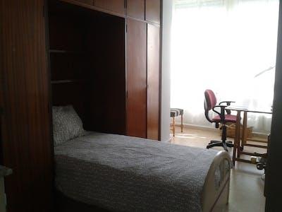 Privé kamer te huur vanaf 11 Jul 2019 (Calle Floridablanca, Murcia)