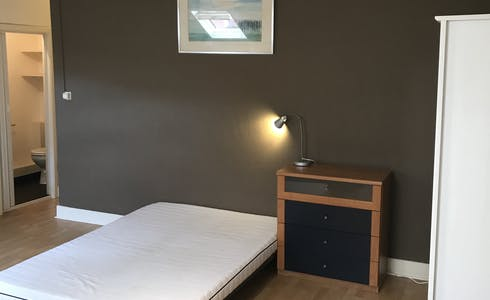 Studio for rent from 01 Aug 2018 (Rue Hydraulique, Saint-Josse-ten-Noode)