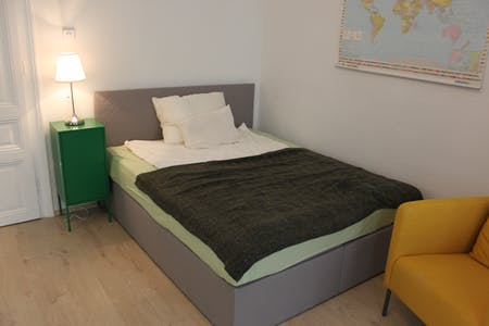 Apartment for rent from 01 Jan 2020 (Untere Weißgerberstraße, Vienna)