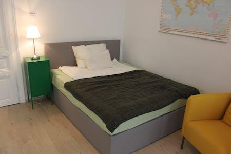 单间公寓租从01 Jan 2020 (Untere Weißgerberstraße, Vienna)