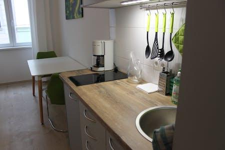 Appartement te huur vanaf 17 aug. 2018 (Untere Weißgerberstraße, Vienna)