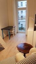 Apartment for rent from 01 Feb 2019 (Untere Weißgerberstraße, Vienna)