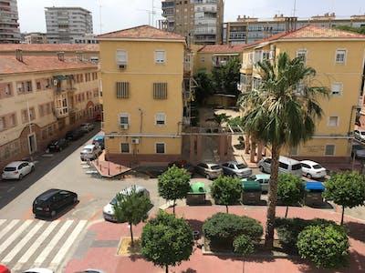 Stanza privata in affitto a partire dal 01 Jul 2020 (Plaza Santa María de Gracia, Murcia)