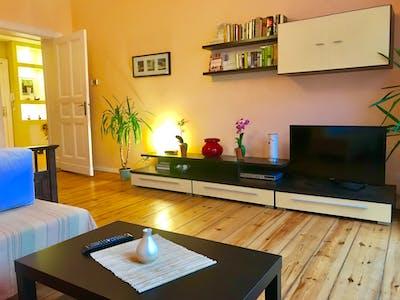 Apartamento para alugar desde 01 set 2020 (Marksburgstraße, Berlin)