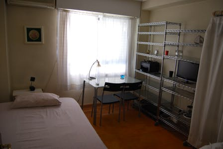 Room for rent from 26 Jul 2019 (Calle Mariano Vergara, Murcia)