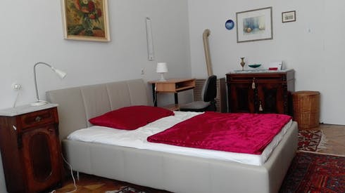 Room for rent from 11 Aug 2018 (Custozzagasse, Vienna)