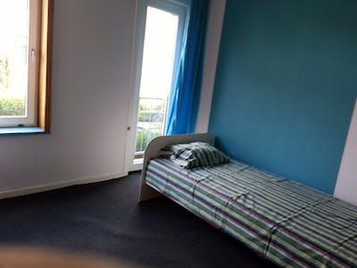 Habitación de alquiler desde 01 Jan 2019 (Bernardus Gewinstraat, Rotterdam)
